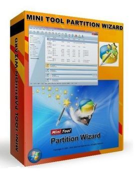 Minitool Partition Wizard для Windows XP